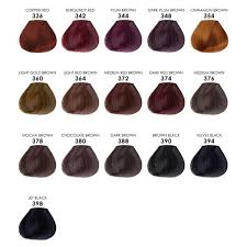 brown plum hair color plus semi permanent hair color