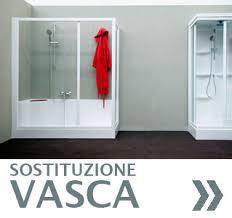 doccia facile ristrutturazione bagno e sostituzione vasca con box doccia su