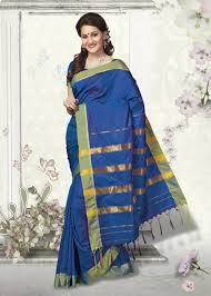 Colour Style by Pick Online Kanchipuram Style Designer Red Colour Butter Silk