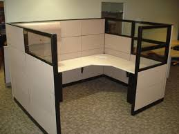 Knoll Reff Reception Desk Refurbished Office Cubicles Remanufactured Knoll Reff At