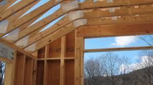 high ceiling truss designs for garage home combo high ceiling truss designs for garage custom wood scissor truss for garage youtube