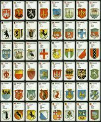 wappen designer dondorf wappen quartett the world of cards