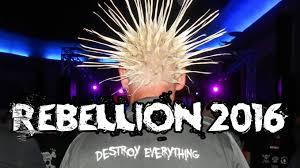 rebellion 2016 blackpool winter gardens youtube