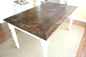 ceramic tile table top tile table top tile table top tile top makeover wood herringbone