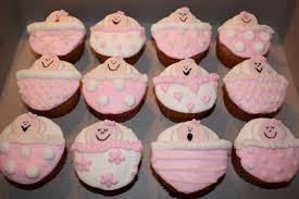 baby shower cupcakes girl easy baby shower cupcakes for baby shower cakes
