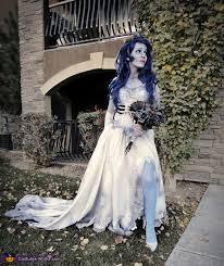 Dead Bride Halloween Costume Burton U0027s Corpse Bride Costume