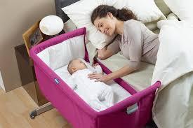materasso lettino neonato culla neonato chicco next2me con materasso e borsa colore fuchsia