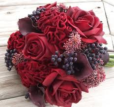 coxcomb flower coxcomb bouquet bouquet wedding flower