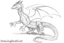 draw dragon drawingforall net