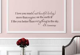 Bedroom Wall Stickers Sayings Decorating Vinyl Wall Decals Quotes Inspiration Home Designs