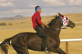 Montana how far can a horse travel in a day images In search of montana horse racing big sky journal jpg