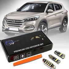 hyundai tucson kit hyundai tucson 2016 led interior premium kit smd 7 bulbs