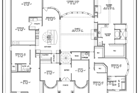 one story floor plan 25 simple one floor house plans porches country ranch house plan