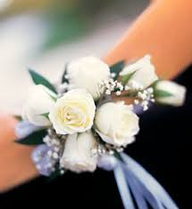 white corsages for prom marysville yuba city flowers local florist the country florist