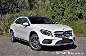 mercedes test 2018 mercedes gla 250 4matic road test review