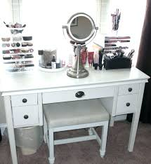 vanity table with lighted mirror and bench vanity table with lighted mirror and bench table with lighted mirror