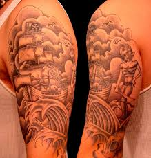 cool half sleeve tattoo designs for men tattoomagz