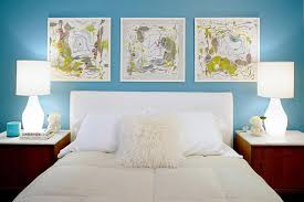 blue and green home decor the psychology of color diy