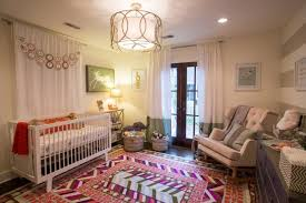 Round Pink Rug For Nursery Beautiful Rugs For Baby Nursery Rooms That Will Improve The