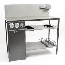meuble cuisine exterieure meuble cuisine exterieur achat vente pas cher