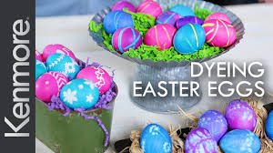 3 easy ways to dye easter eggs decorating and coloring ideas