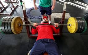 145 Bench Press There U0027s No Doubting Who Is The Strongest Lion After Their Latest