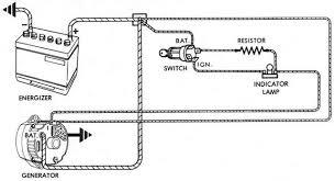 installing 3 wire alternator in 1959 tf the 1947 present