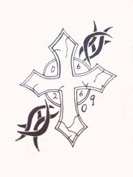 cross tattoos designs and ideas page 41