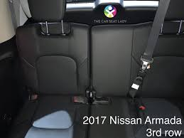 nissan armada the car seat lady u2013 nissan armada