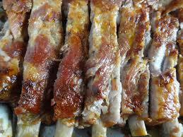 portuguese dry rub pork spare ribs