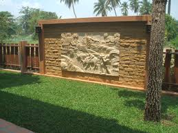 Exterior Boundary Wall Designs Google Search Boundary Wall - Brick wall fence designs