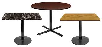 Round Restaurant Tables Tables And Chairs For A Restaurant Interiors Design
