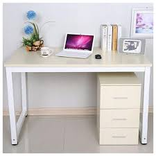 Modern Study Desk by Modern Metal Computer Pc Home Office Desk Study Table Bedroom