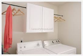 Laundry Room Decor by Clothes Hanger For Laundry Room Creeksideyarns Com