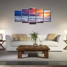 art and home decor framed sea wave photo canvas prints art home decor canvas wall art