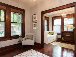 best 25 wood trim ideas on pinterest decorative wood trim dark beautiful 1920s house tour 00006