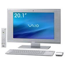 ordinateur de bureau sony sony vaio vgc ln1 pc de bureau sony sur ldlc com