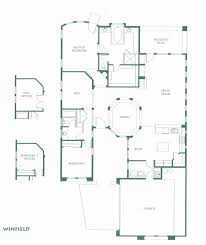 House Plans For Patio Homes Winfield Floor Plans