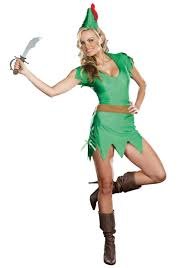 Womens Costumes Peter Pan Womens Costume Storybook Costumes