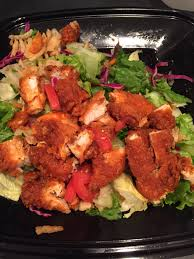 zaxby s zaxby s club salad recipes food hunters