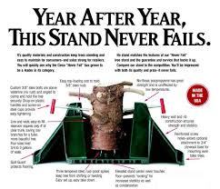cinco tree stands range