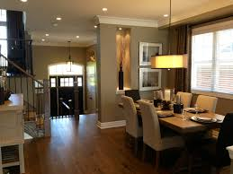 mattamy home design center gta from family room view of dining room foyer stairs to great room