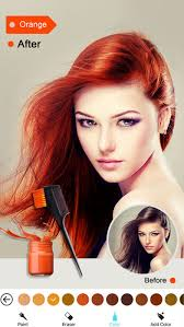 hair and makeup app hair color dye switch hairstyles wig photo makeup app revisión