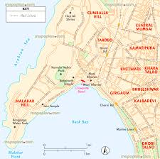 Mail Map Mumbai Local Map High Resolution Image Gallery Hcpr