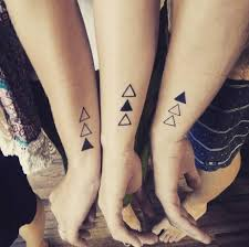 small triangle brother tattoos golfian com