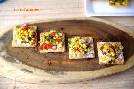 simple vegetarian canapes healthy recipes for whats cooking