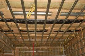 semi soundproofing basement ceiling gearslutz pro audio community