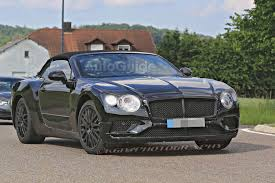 bentley sports car rear 2019 bentley continental gtc spied testing with sporty styling