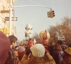 1976 thanksgiving day parade photos of the west side