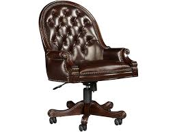 Stanley Furniture Desk Stanley Furniture Home Office Executive Desk Chair 443 15 75
